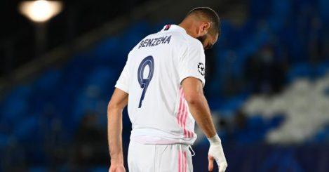 Karim Benzema Real Madrid TEAMtalk