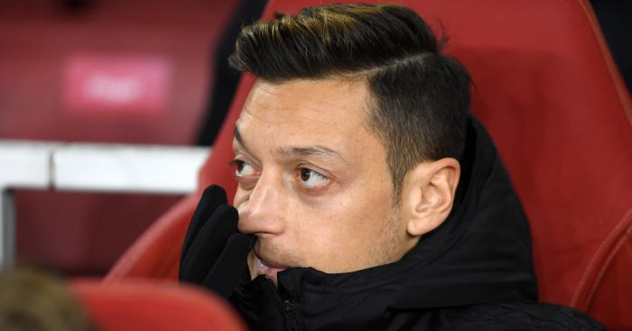 Former Arsenal favourite takes cheeky swipe at Arteta's Ozil omission - team talk