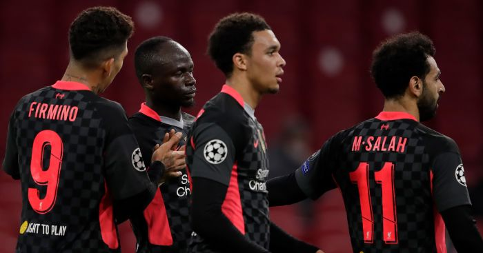 Own goal gifts Liverpool narrow win over Ajax in Amsterdam - team talk