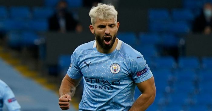 Aguero back in the goals as Man City rally to beat Porto - team talk
