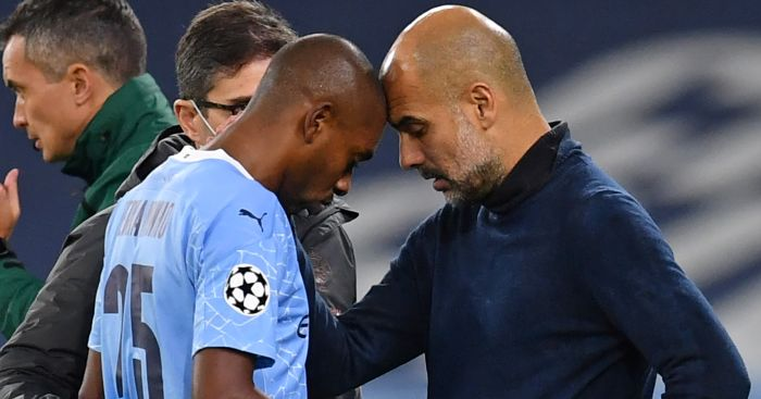 Pep gives positive Fernandinho update; key duo set to face West Ham - team talk