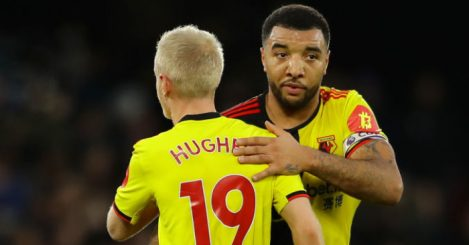 Troy Deeney, Will Hughes