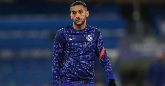 Ziyech gearing up to form devastating double act with 'crazy' Chelsea star