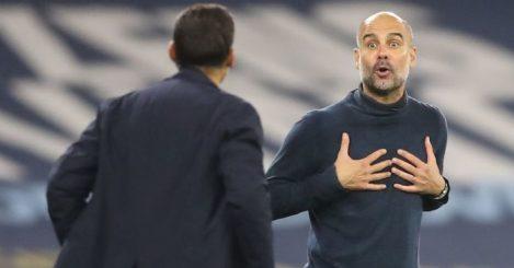 Sergio Conceicao, Pep Guardiola