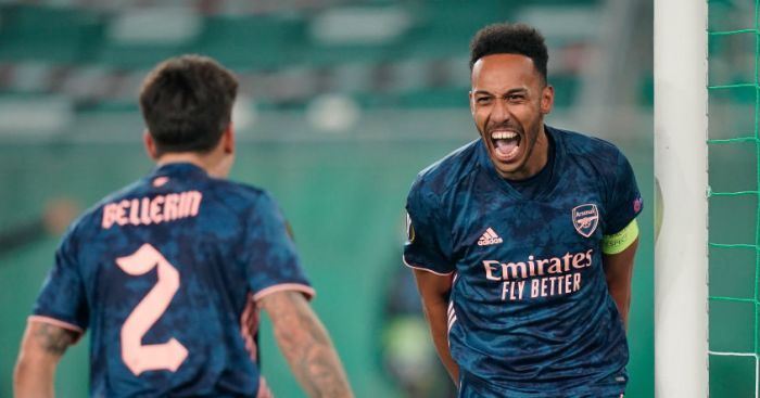 Sigh of relief for Leno as Arsenal beat Rapid Vienna despite big mistake