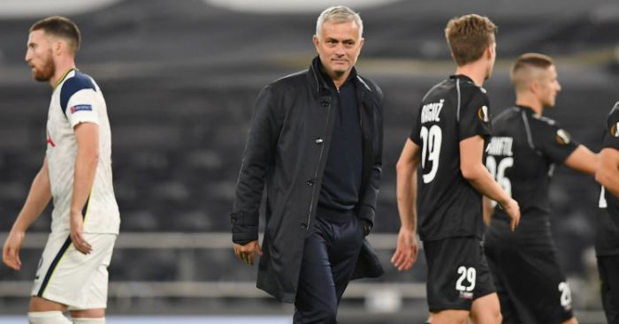 Mourinho goes public with exciting attacking plan for Kane - team talk