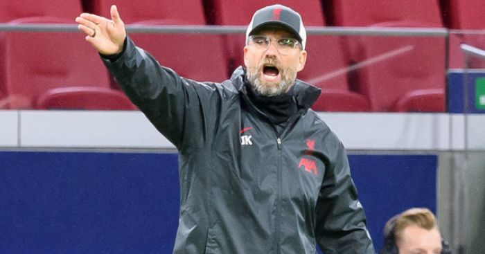 Klopp reveals Ajax flare-up, says he 'had a few words' with Liverpool man - team talk
