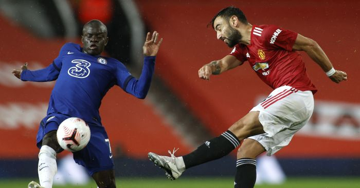 Man Utd still winless at Old Trafford after bore draw with Chelsea - team talk