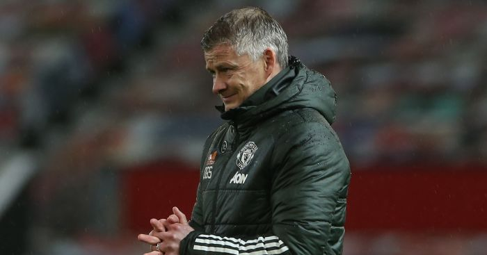 Solskjaer taking positives from 'solid' Man Utd display to top off 'very good week' - team talk
