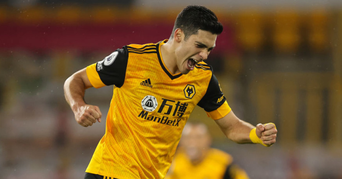 Jimenez.Wolves.TEAMtalk - Unlikely hero snatches late equaliser as Newcastle share spoils with Wolves