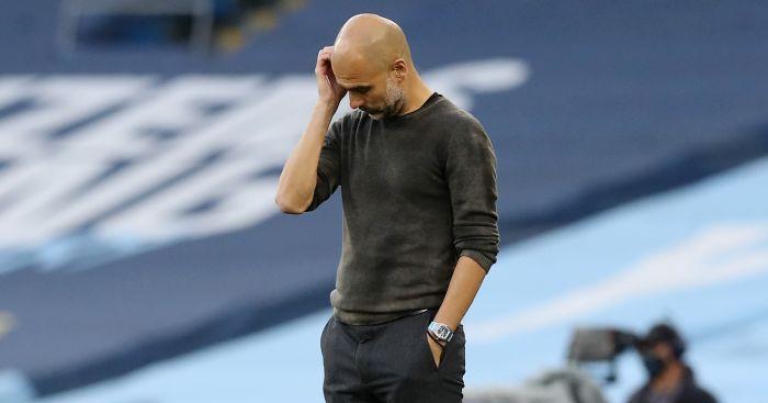 Pep Guardiola Manchester City TEAMtalk