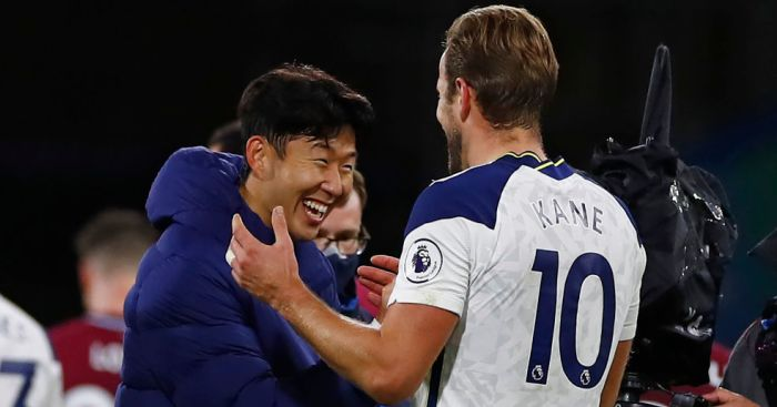 son.kane1  - Mourinho explains future Kane role in fixing Spurs star's 'difficult' situation