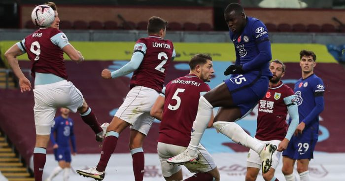 GettyImages.1283201167 - Ziyech hits first Premier League goal as Chelsea hammer Burnley