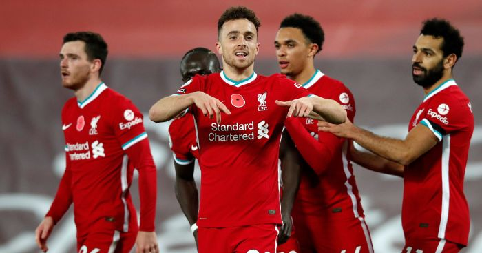 Diogo Jota Liverpool TEAMtalk