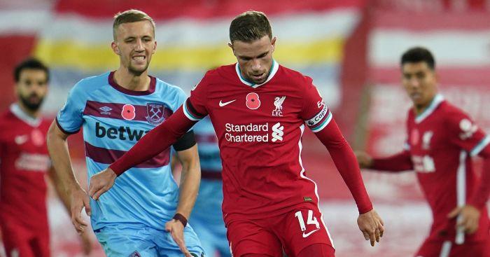Jordan Henderson Liverpool TEAMtalk