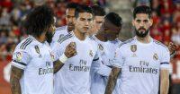 James Rodriguez, Marcelo, Isco Real Madrid TEAMtalk