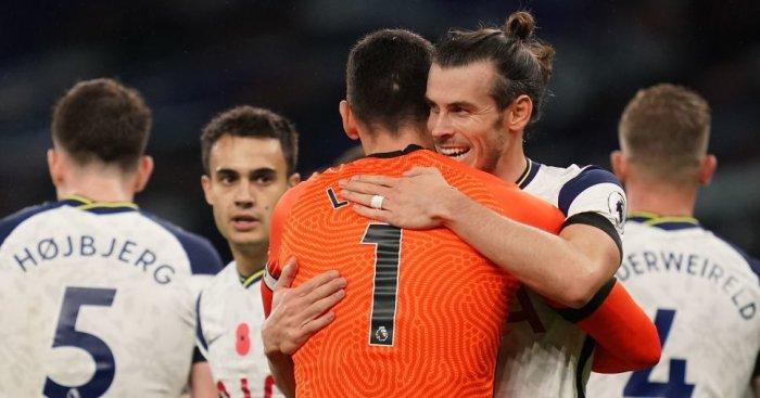 Hugo Lloris, Gareth Bale