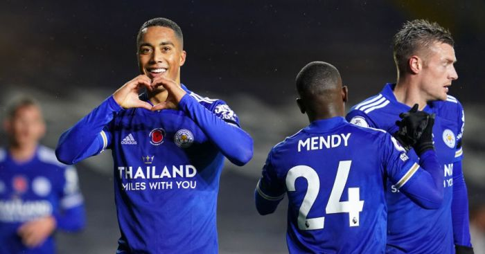 Youri Tielemans TEAMtalk