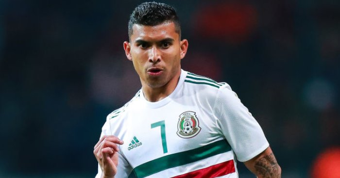 Orbelin Pineda Mexico TEAMtalk - Arsenal, Tottenham among long list of suitors for diminutive Mexico winger
