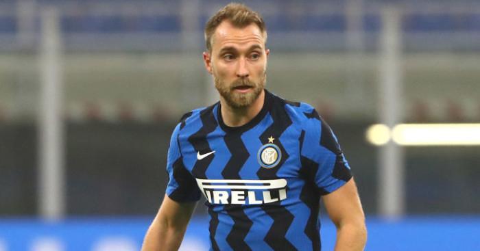Christian Eriksen - Inter Milan deliver hammer blow to Man Utd, Liverpool over January move for €50m-rated midfielder