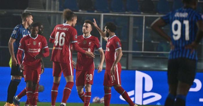 Liverpool Atalanta TEAMtalk