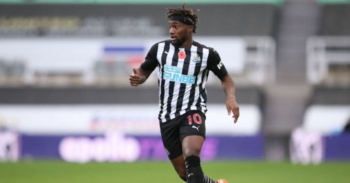 allan.saint .maximin - Bruce explains why 'testing' Newcastle star is worth constant hassle