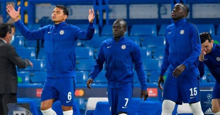 Thiago Silva, Kurt Zouma