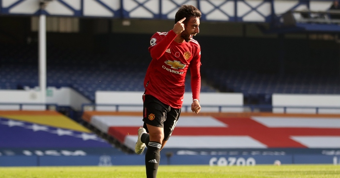 bruno fernandes man united - Bruno Fernandes had only one weakness, says Italian who scouted him