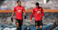 Anthony Martial, Bruno Fernandes Man Utd