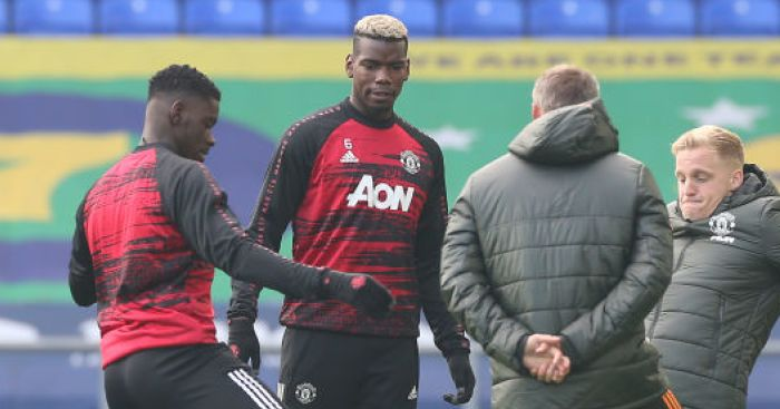 GettyImages.1284385024 - France coach Deschamps says Pogba will be unhappy on two counts