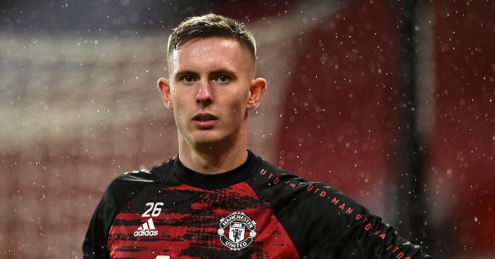 Neville names reason why Henderson may not be long-term Man Utd No.1