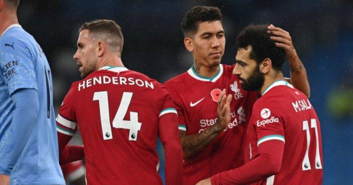 Mohamed Salah, Roberto Firmino, Jordan Henderson