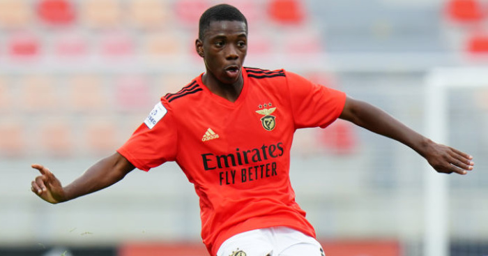 Aston Villa join Crystal Palace in three-way January hunt for Benfica starlet