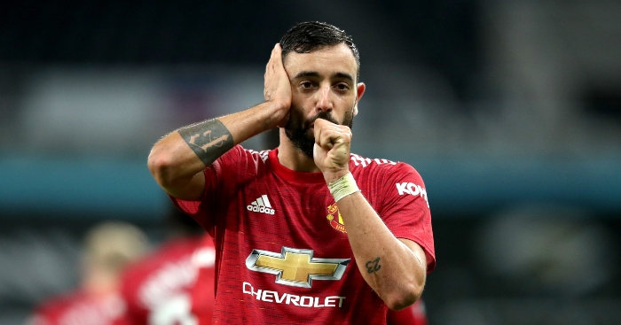 Bruno Fernandes Manchester United 9 - Fernandes names one telling factor why Man Utd can win Premier League