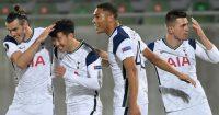 Gareth Bale, Son Heung-min, Carlos Vinicius, Giovani Lo Celso