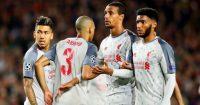 Fabinho, Joel Matip, Joe Gomez Liverpool