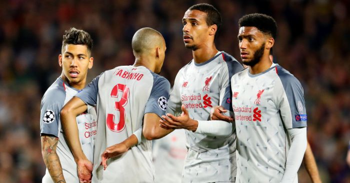 Klopp told Liverpool asking for disaster by relying on one defence solution