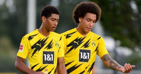 Jude Bellingham, Axel Witsel Borussia Dortmund