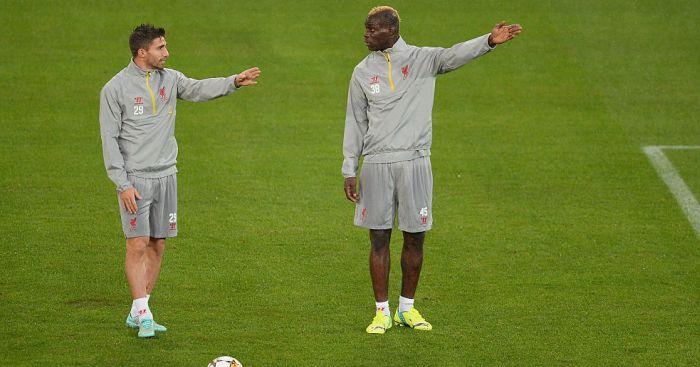 Fabio Borini, Mario Balotelli