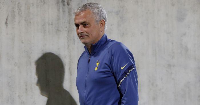 Jose Mourinho Tottenham TEAMtalk