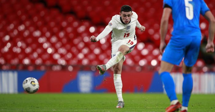 Foden hits brace on return to starting line-up as England beat Iceland
