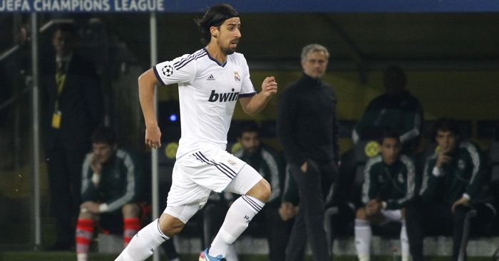 khedira 1 - Mourinho one of two coaches in Juve star's sights over dream Prem move