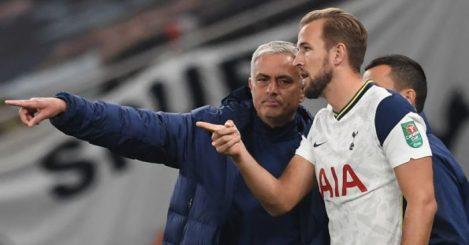 Mourinho Kane TEAMtalk