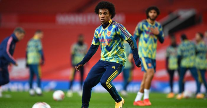 Willian, Gabriel Magalhaes