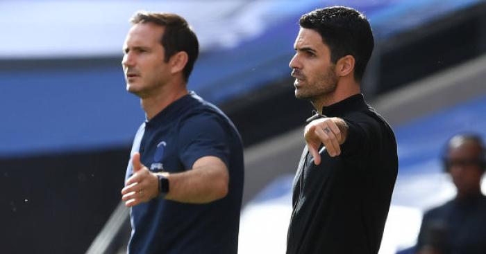 Arteta.Arsenal.Lampard.Chelsea.TEAMtalk - EXCLUSIVE: Celtic eyeing EFL hotshot to help tie down teen sensation