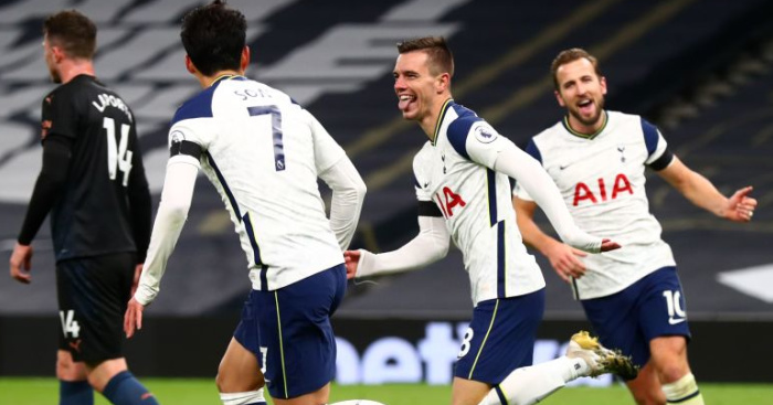 Lo.Celso .Tottenham.TEAMtalk - Mourinho torpedoes Tottenham expectation after launching cheeky dig at Man Utd