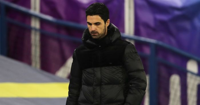 Arteta concerned Arsenal are facing 'impossible' situation after Leeds draw