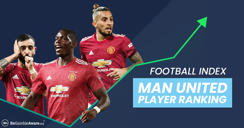 Ranking every Man Utd player by their share price on Football Index - team talk