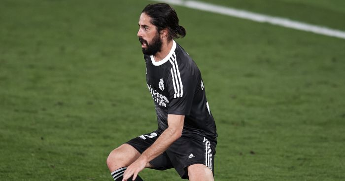 Isco's agent opens door on January transfer from Real Madrid to Arsenal - team talk