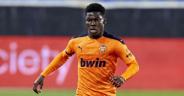Arsenal keeping keen eye on progress of Valencia ace wanted by Prem trio